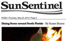 S3—Sun Sentinel Dining Scene Opening