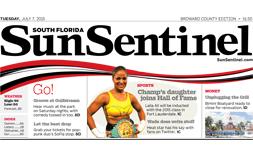 Sun Sentinel—Bimini Print Edition 07.07.15
