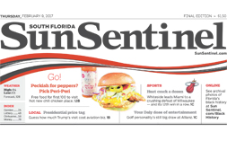 Sun Sentinel GO Spatch Opening 02.09.17