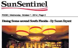 YOLO Sun Sentinel Dining Scene10.01.14