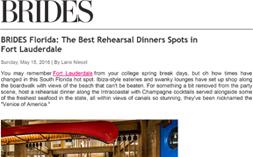 Boatyard – BRIDES Florida