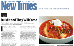F&B—New Times Print Review 07.31.14