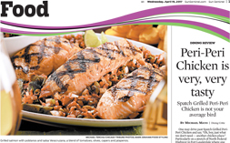 Sun-Sentinel – Food Review