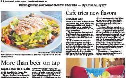 Tarpon—Sun Sentinel Food Section 07.11.13