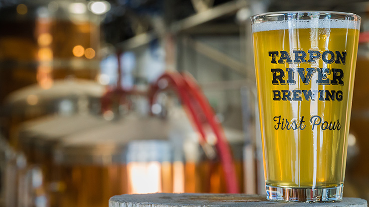 Opening Date Announced For Tarpon River Brewing, Fort Lauderdale's Newest Tap Room And Restaurant