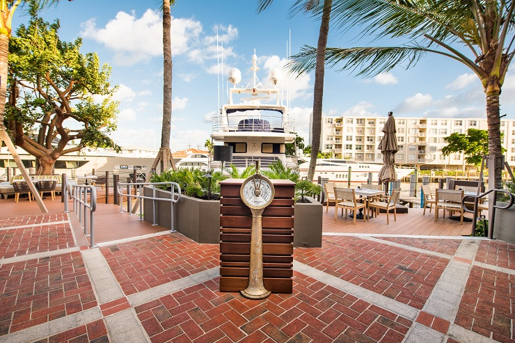 100 Most Scenic Restaurants In America: Boatyard